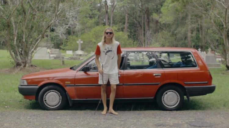 Beau Foster tiene un coche molón