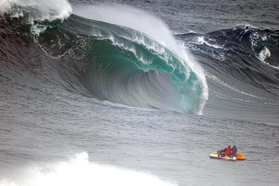 No es ni The Right ni Cyclops...es Galicia. Foto: Eric Chauche