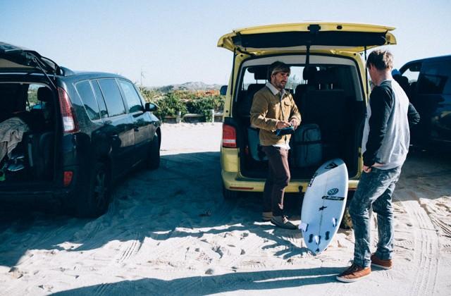 Aritz junto a Marlon Lipke, otro de los escogidos. Foto: Pacotwo