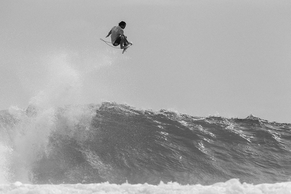 Pues eso…Mitch Coleborn. Foto: Nate Lawrence