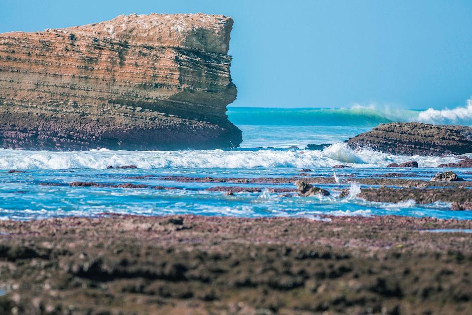 Bienvenidos a la Costa de la Luz. Foto: Jim Kenen