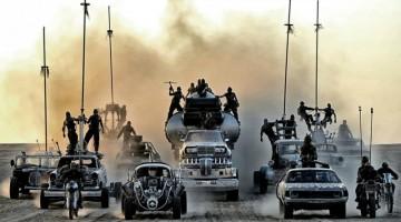Mad Max- Furia en la carretera