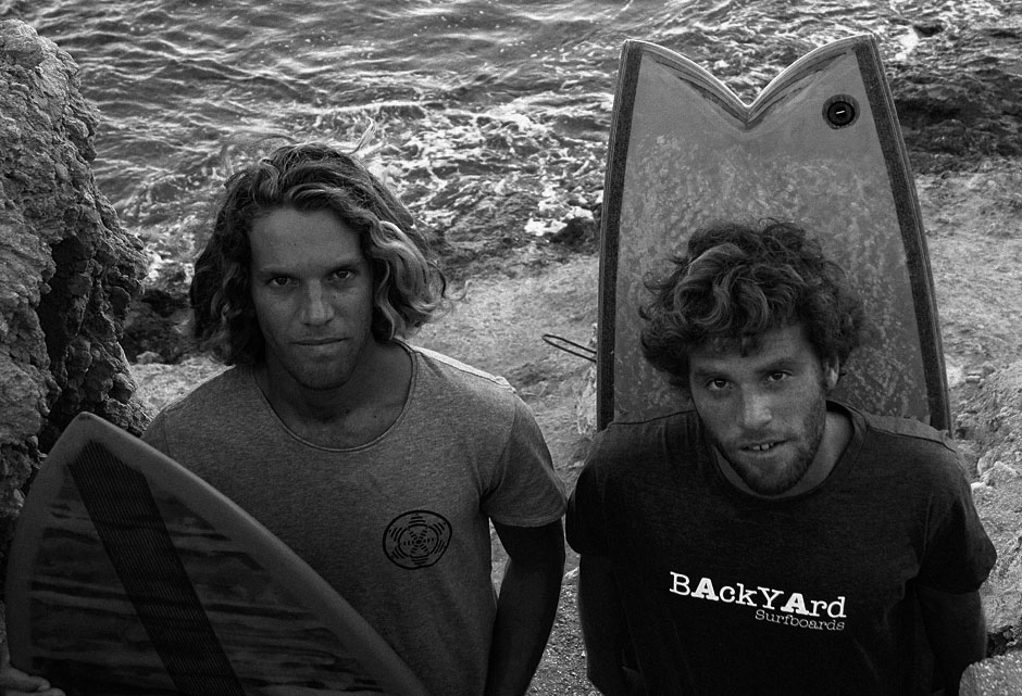 iko & Luis Tomás Gil / BackYard Surfboards