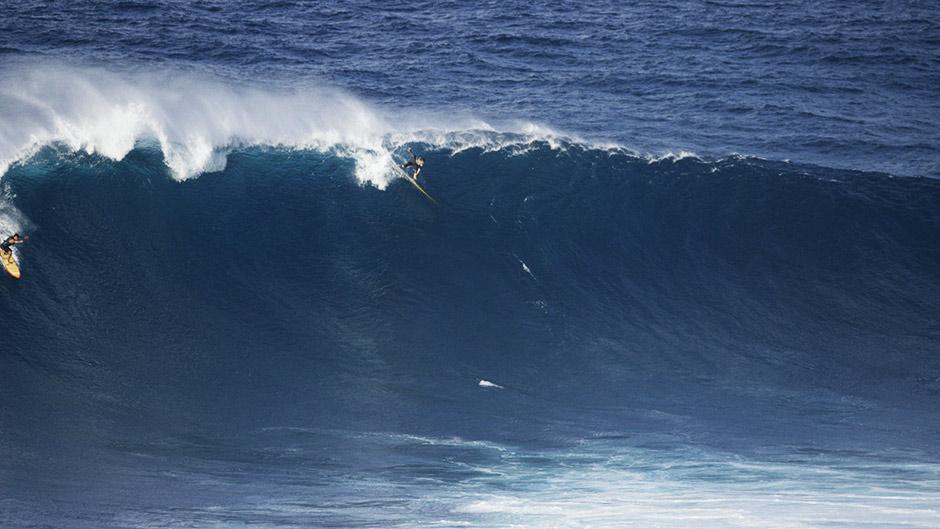 Axi Munian en Jaws. Foto: Fred Berho
