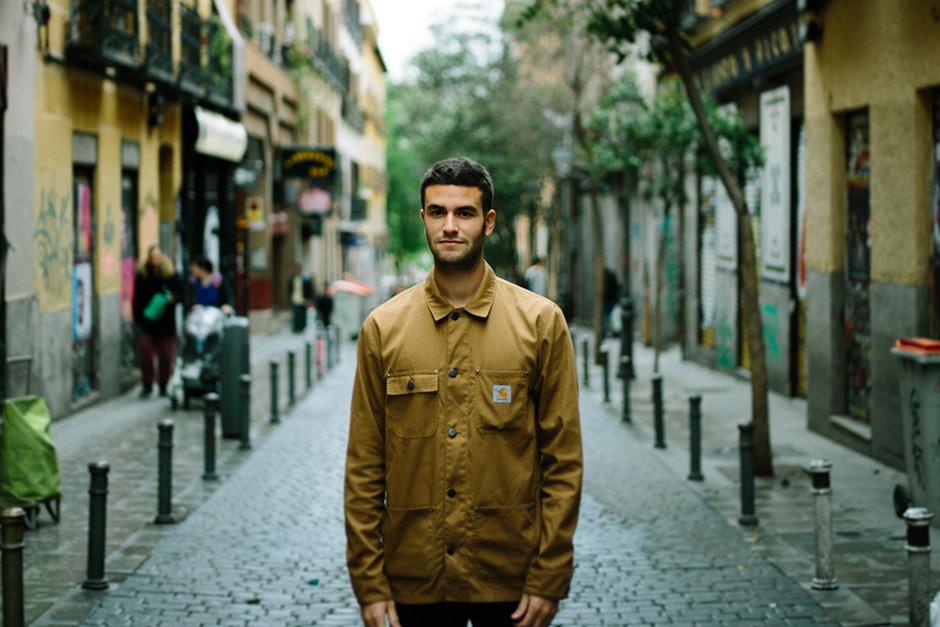 Adrian Rodd. Foto: Alejandro Marote
