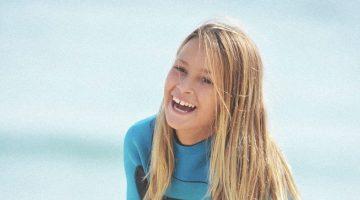 Martina Álvarez surf