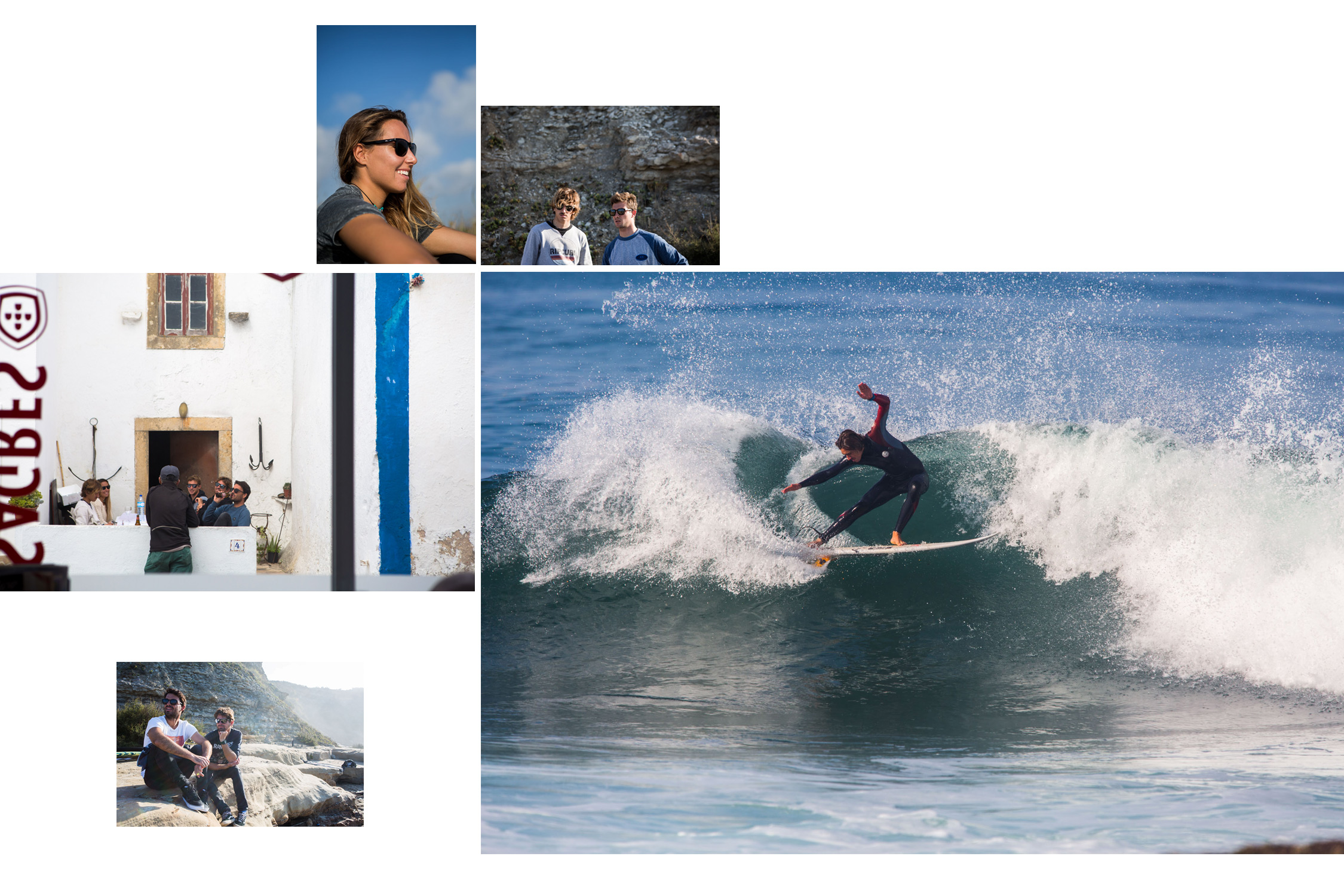 Ariane Ochoa Oakley Surf
