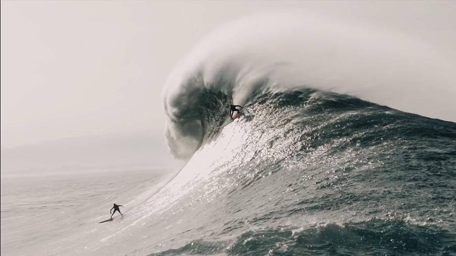 nazare surf
