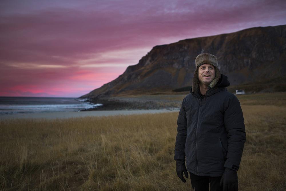 Mick Fannong Norway surf