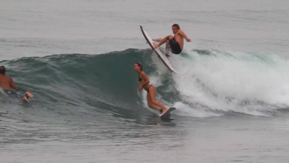 Ari Browne Bali surf
