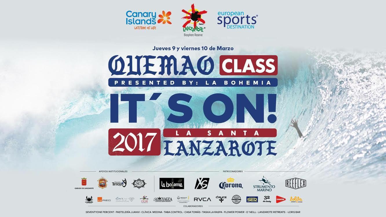 Quemao Class 2017 Lanzarote