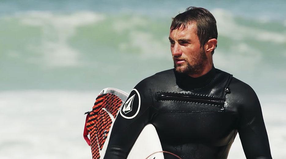 Joan Duru surf France