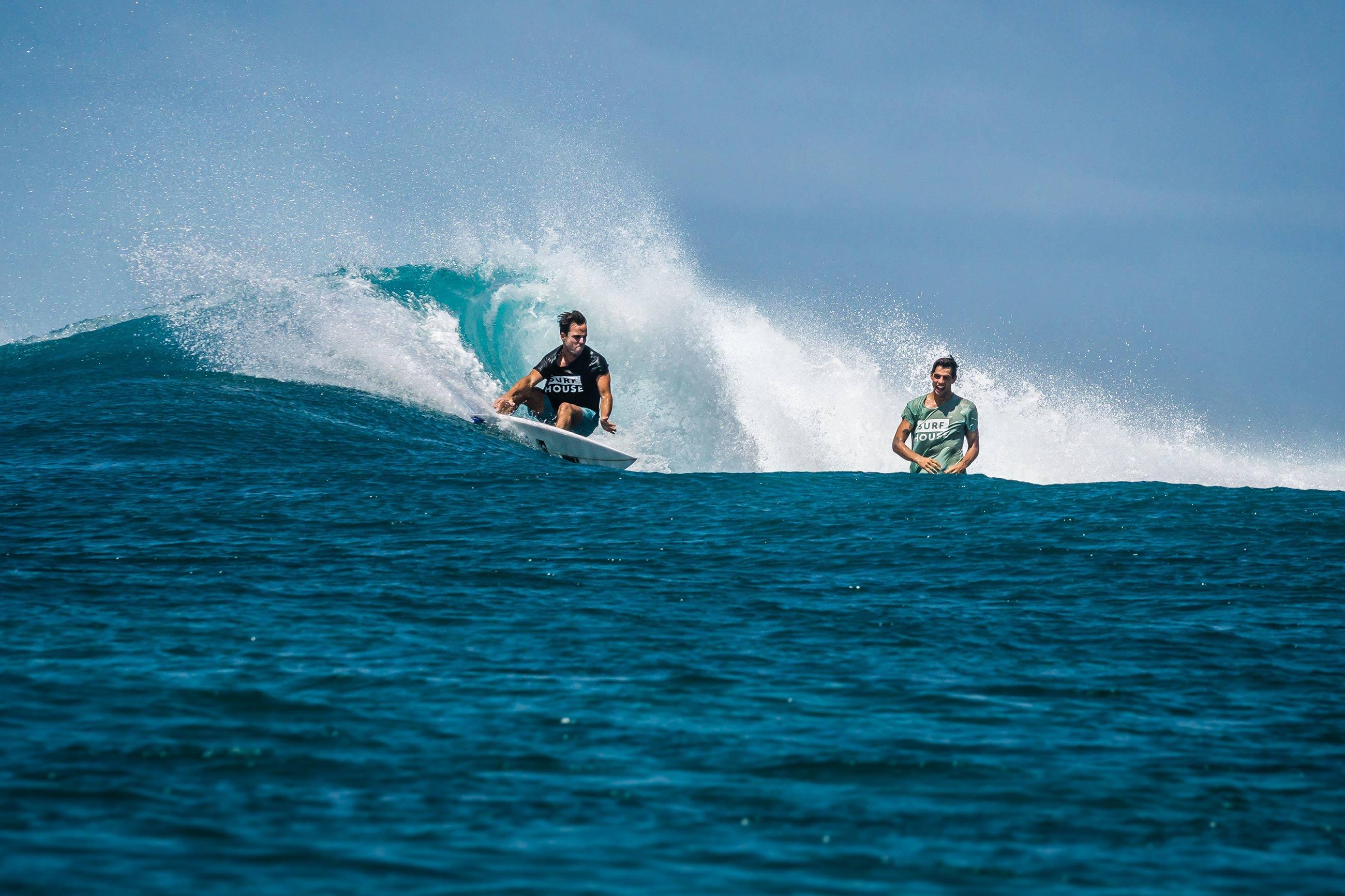 Trips: Maldivas con gente mediterránea