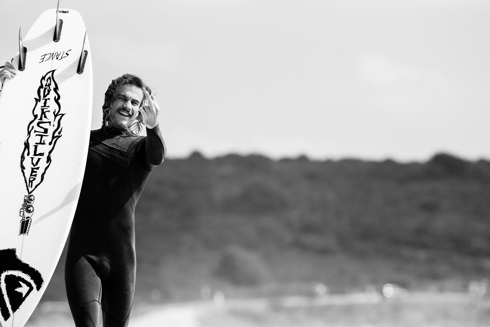 Mikey Wright. Foto: Bosko