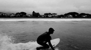 surf, Hendaya