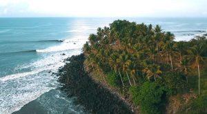 El Salvador surf