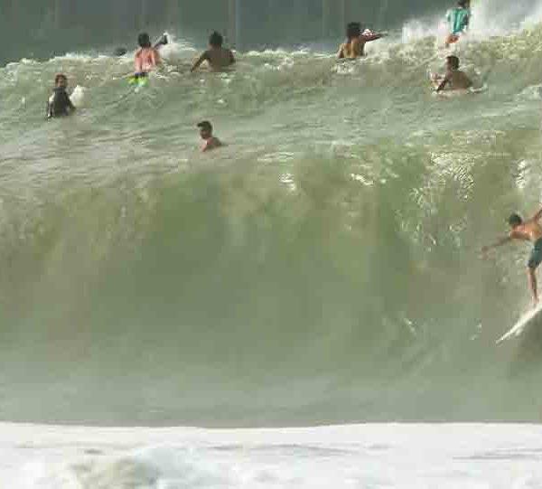 Nias surf