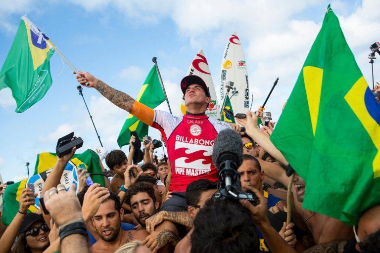 Gabriel Medina. Foto: WSL
