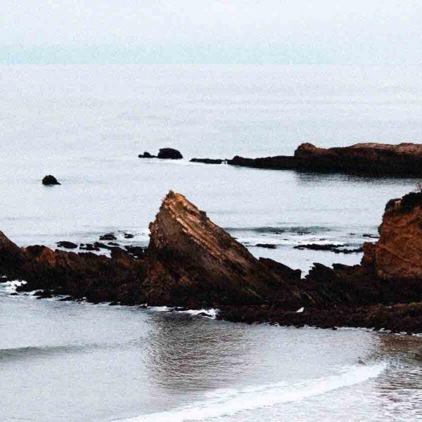 Surf le cote des basques Biarritz