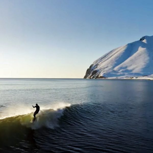 Kamchatka surf