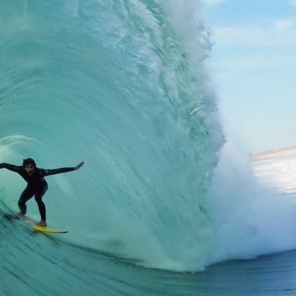 Vincent Duvignac surf landes