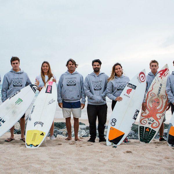 Selección Española de Surf
