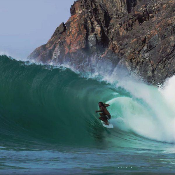 La Escondida surf