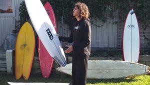 Craig Anderson surfboards
