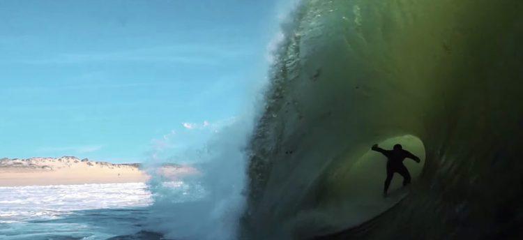 Supertubos surf
