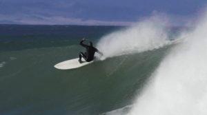 Beau Cram surf J-Bay