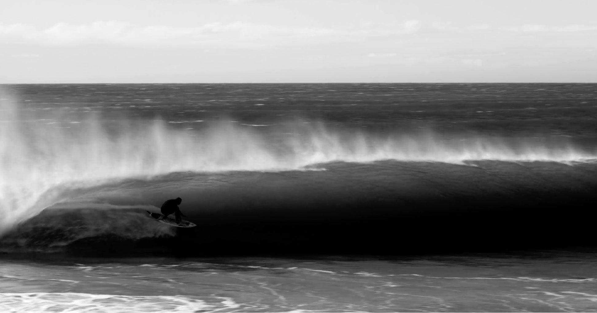 sandbar surf