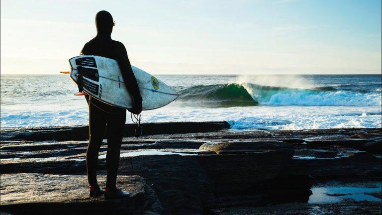 Surf slab Scotland