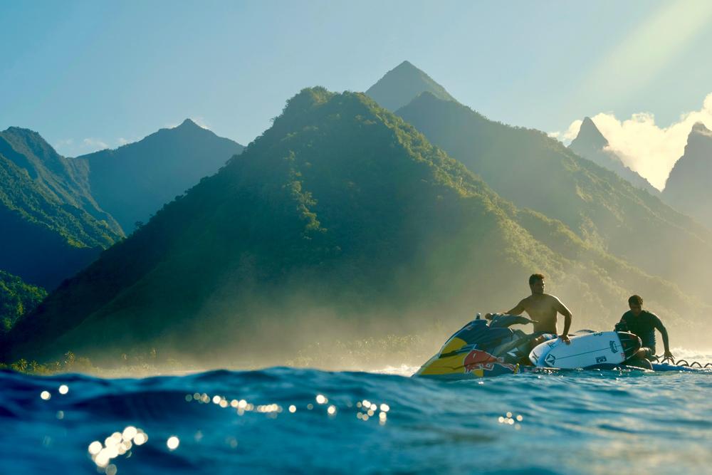 Montañas difíciles de olvidar.