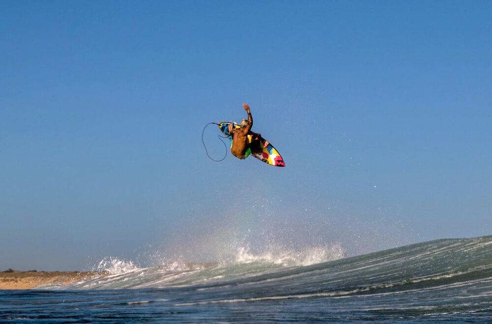 Italo Ferreira volando alto en la semana de Pro France, fue una semana increíble, en el que pude sacar fotos a muchos pros