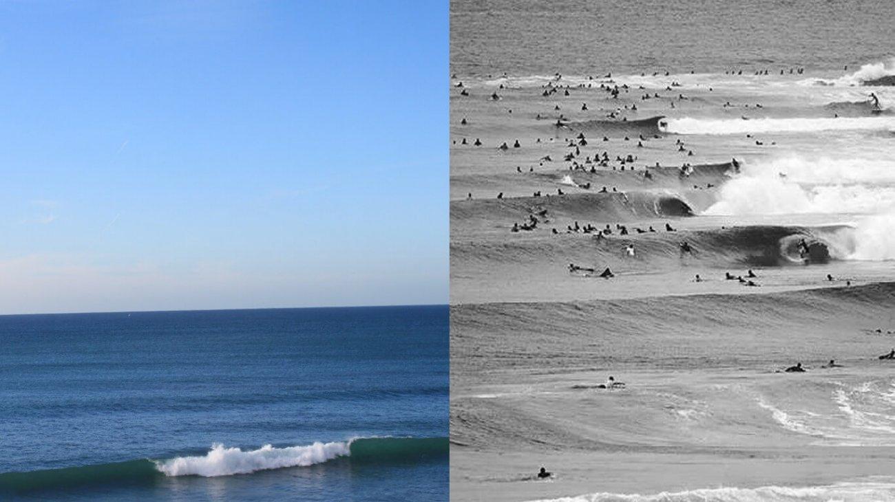 surfear en tiempos revueltos