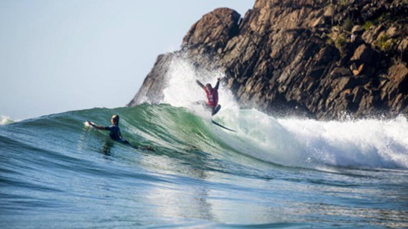 Tyler Wright, en Cabarita Point/ CC WSL